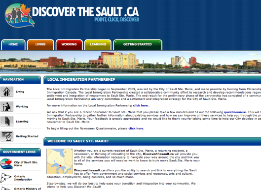 Discover The Sault