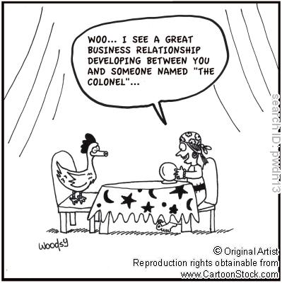 Relationships Make the Business! (2/6)