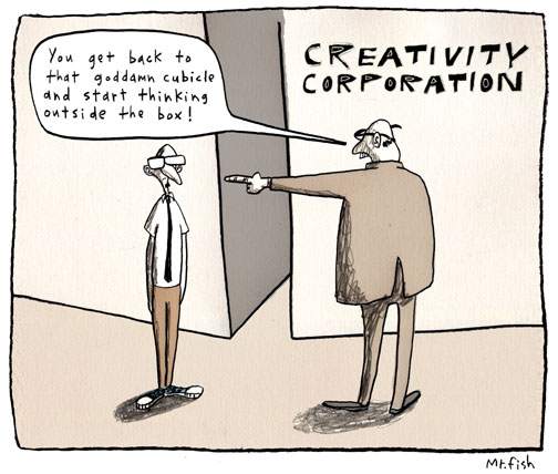 The Creativity Corporation
